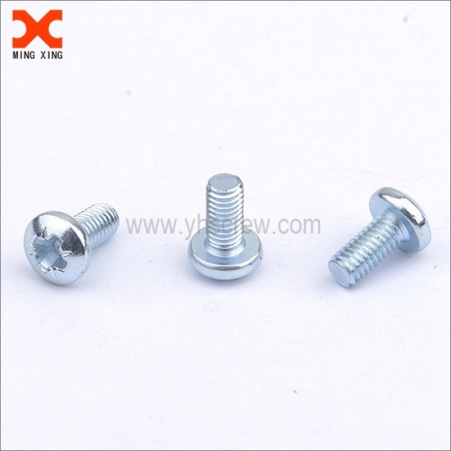 18-8 stainless steel pozi pan head screws