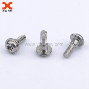 torx washer head precision shoulder screws