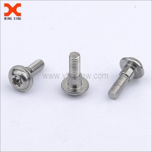 torx washer head precision shoulder screws