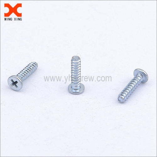 phillips drive countersunk stainless steel screws