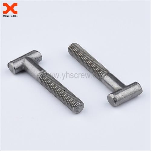T bolt 12.9 high grade alloy steel manufacturer for industrial