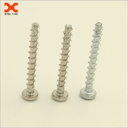 BF thread screw forming cutting screws for stone construction