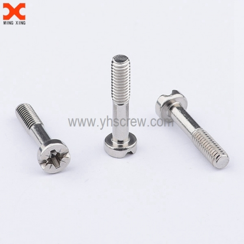 pozidriv stainless steel 4mm thumb screw wholesale
