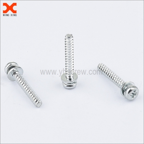 Pan washer head double sems phillips drive screw supplier