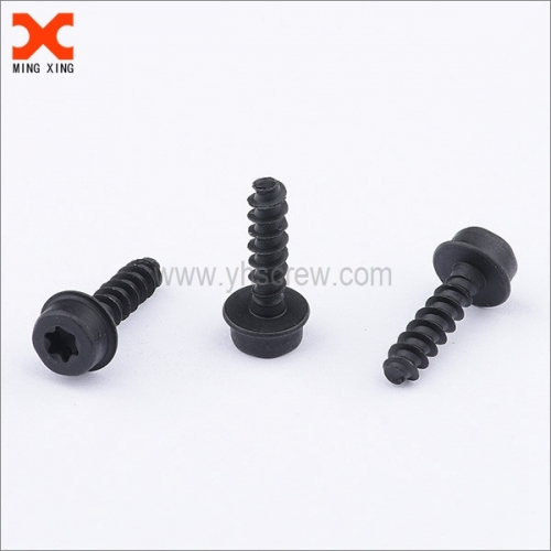 black torx self-tapping screws manufacturer