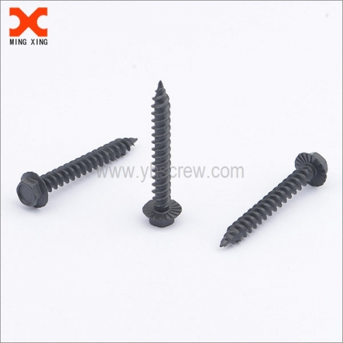 Flange head self tapping screws wholesale