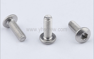 Button socket head cap screw manufacturer in China